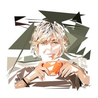 Portrait de Alcmène
