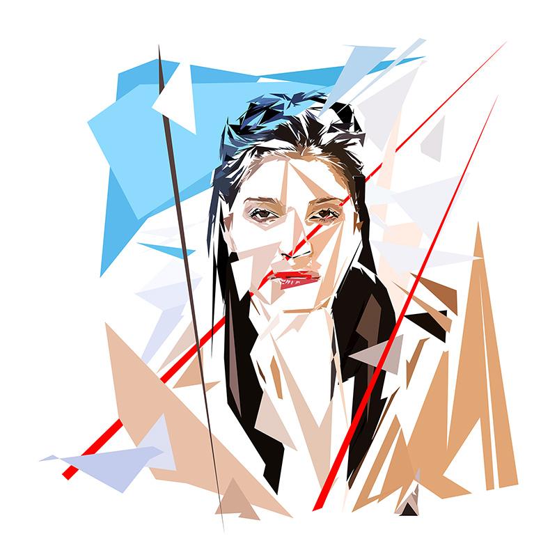 Portrait de Amani