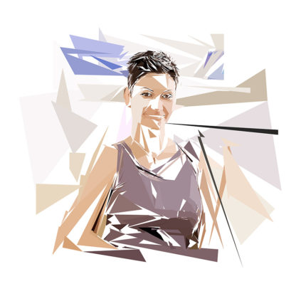 Portrait de Armelle