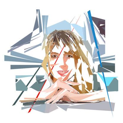 Portrait de Grace