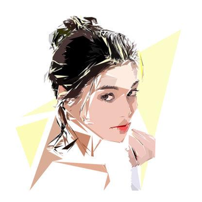 Portrait de Hécate