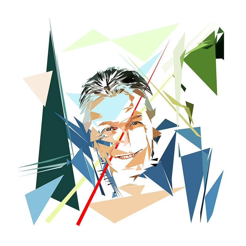 Portrait de Isaac