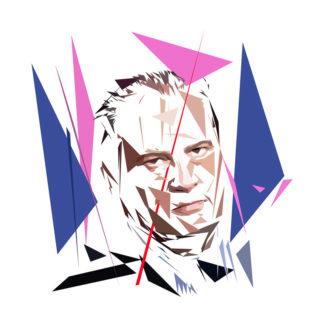 Jean-Christophe Cambadelis - Un personnage politiques représentés à la façon de l'éloge de l'approximation