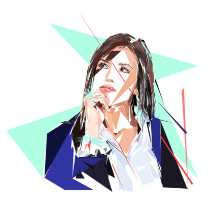 Portrait de Lissandra