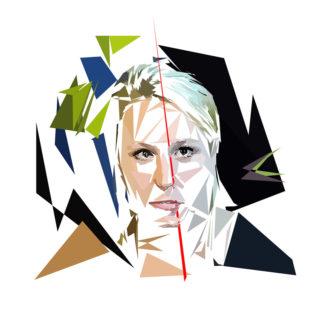 Marion Maréchal - Un personnage politiques représentés à la façon de l'éloge de l'approximation