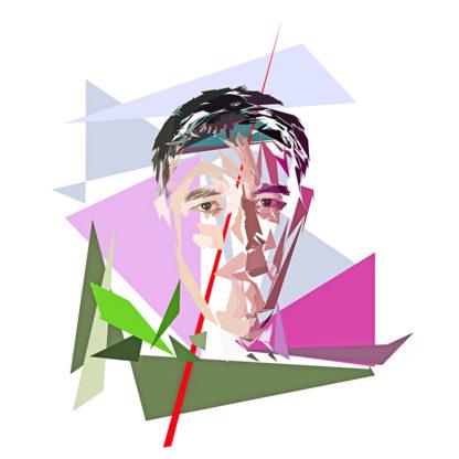 Olivier Faure - Un personnage politiques représentés à la façon de l'éloge de l'approximation