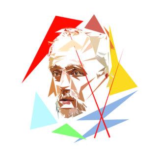 Philippe Poitou - Un personnage politiques représentés à la façon de l'éloge de l'approximation