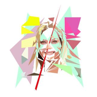 Depuis 2001, elle est chargée de la chronique cinéma de l'émission quotidienne Télématin diffusée sur France 2