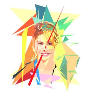 Les spectateurs de « C'est au programme » et « Télématin » sur France 2 connaissent bien Christelle Ballestrero puisqu'elle est depuis une dizaine d'années la « Madame nutrition » de cette émission. Il faut rappeler qu'elle est ancienne sportive de haut niveau.
