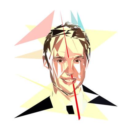 Damien Thévenot anime a rubrique « Librairie » le mardi et les rubriques « Musées » et « Portrait » le samedi dans l'émission Télématin sur France 2