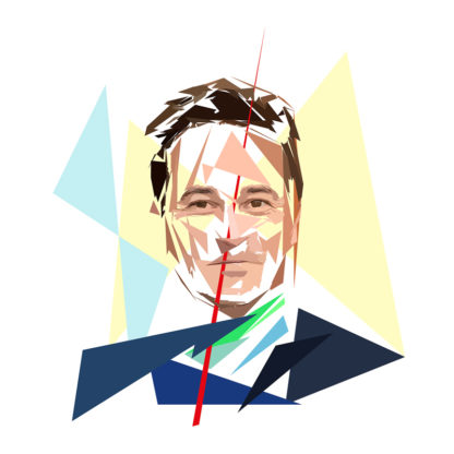 Nathanaël de Rincquesen présente le journal télévisé sur France 2 dans l'émission Télématin et quelque fois le journal de 13 heures.