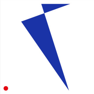 Appropriation et remake d'une œuvre d'Yves Klein - IKB