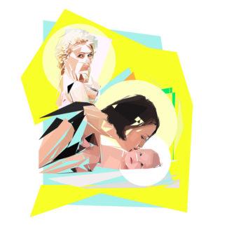 PMA et GPA : deux vierges en amour de l'enfant livré ce matin au Valtier-commune-d-Hondouville-sur-Iton-27400