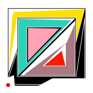 Appropriation et remake Referendum 70, estampes et multiples, de Frank Stella